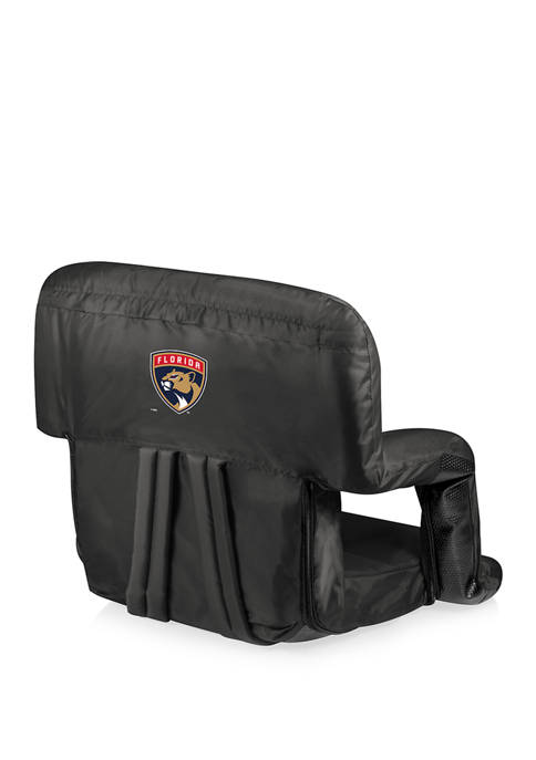 NHL Florida Panthers Ventura Portable Reclining Stadium Seat