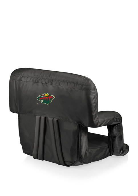 NHL Minnesota Wild Ventura Portable Reclining Stadium Seat
