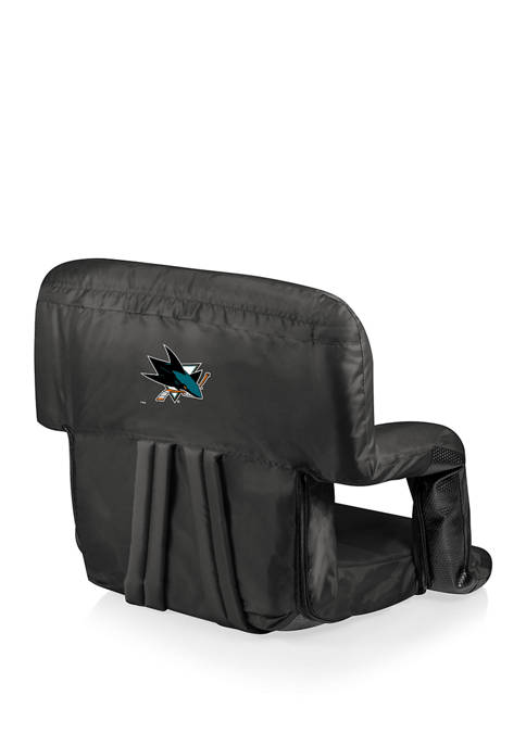 ONIVA NHL San Jose Sharks Ventura Portable Reclining