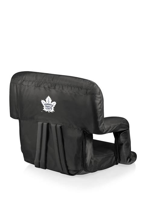 NHL Toronto Maple Leafs Ventura Portable Reclining Stadium Seat