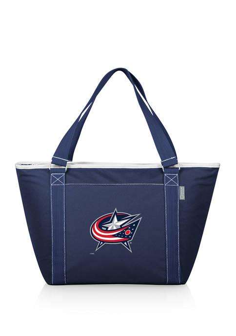 NHL Columbus Blue Jackets Topanga Cooler Tote Bag