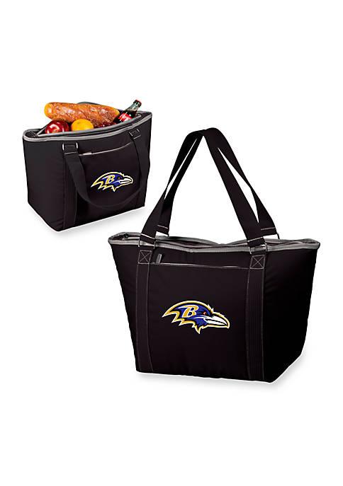 Picnic Time Baltimore Ravens Topanga Cooler Tote