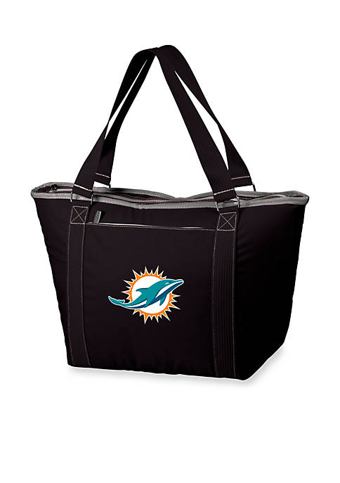 Picnic Time Miami Dolphins Topanga Cooler Tote