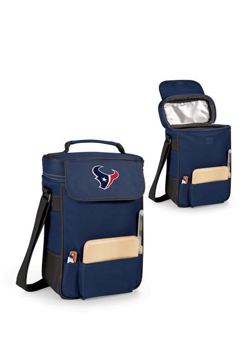 Heritage NFL Houston Texans Duet Wine & Cheese