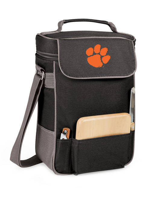 Picnic Time NCAA Clemson Tigers Duet Wine and