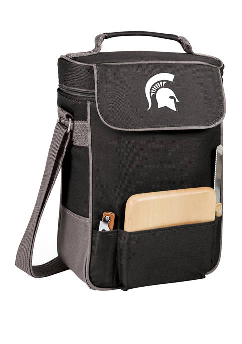 Picnic Time NCAA Michigan State Spartans Duet Wine