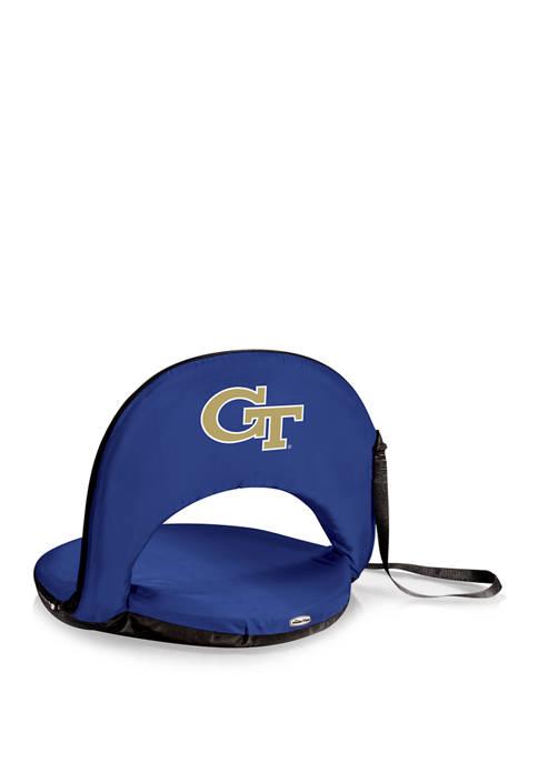 NCAA Georgia Tech Yellow Jackets Oniva Portable Reclining