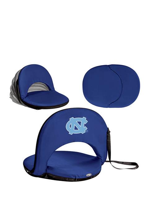 ONIVA NCAA North Carolina Tar Heels Portable Reclining