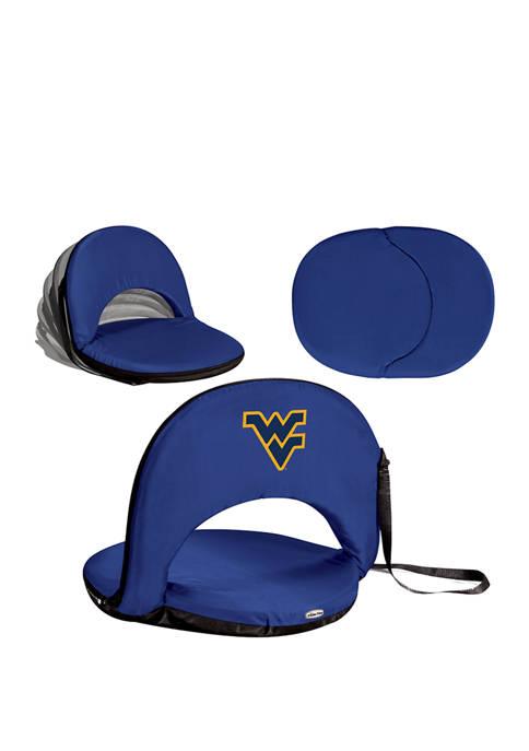 ONIVA NCAA West Virginia Mountaineers Portable Reclining Seat