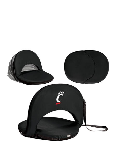 NCAA Cincinnati Bearcats Oniva Portable Reclining Seat