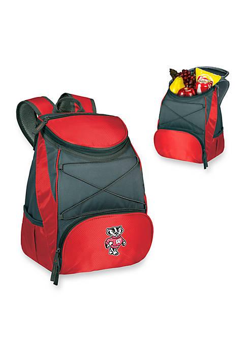 Wisconsin Badgers PTX Backpack Cooler