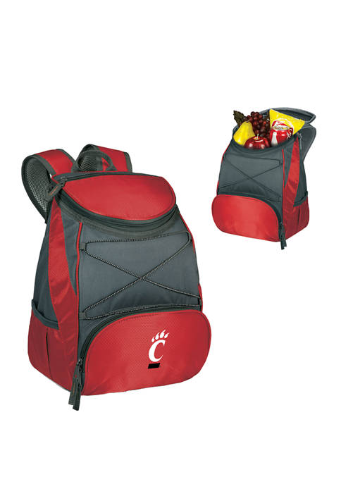 ONIVA NCAA Cincinnati Bearcats PTX Backpack Cooler