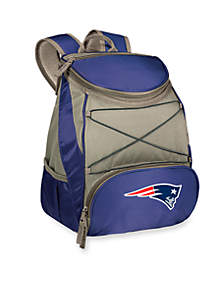 New England Patriots PTX Backpack Cooler
