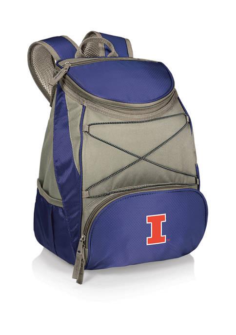 ONIVA NCAA Illinois Fighting Illini PTX Backpack Cooler