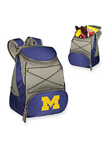 Michigan Wolverines PTX Backpack Cooler