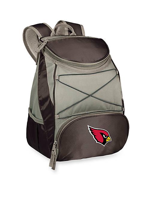 Picnic Time Arizona Cardinals PTX Backpack Cooler