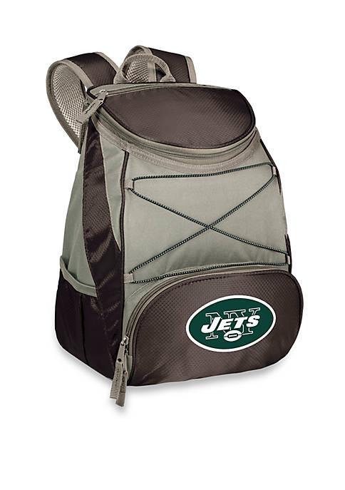 New York Jets PTX Backpack Cooler