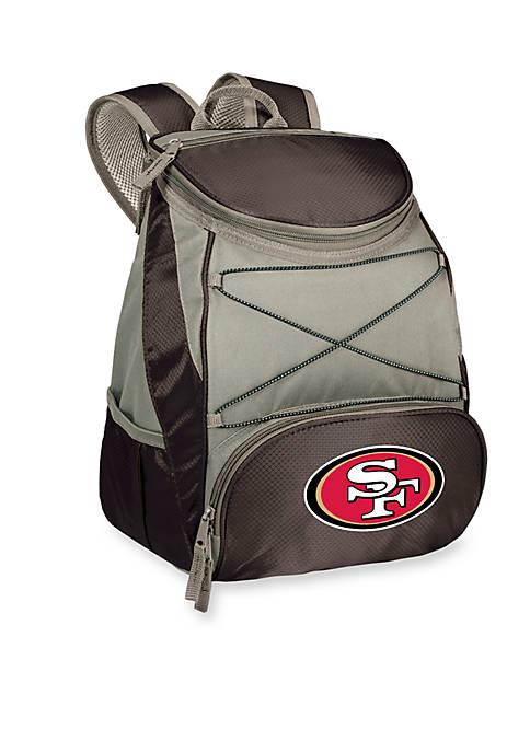 Picnic Time San Francisco 49ers PTX Backpack Cooler