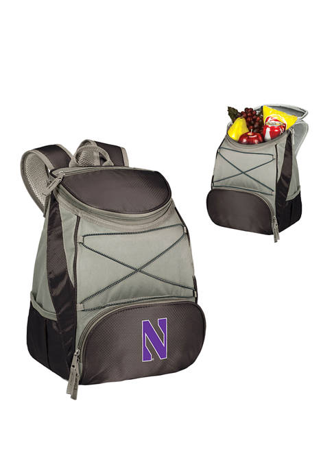 ONIVA NCAA Northwestern Wildcats PTX Backpack Cooler