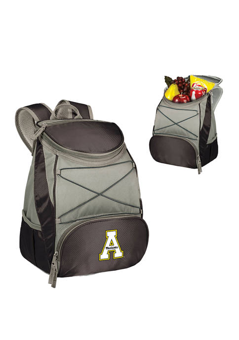 ONIVA NCAA App State Mountaineers PTX Backpack Cooler