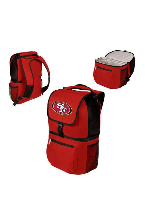 ONIVA NFL San Francisco 49ers Zuma Backpack Cooler