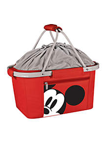 Picnic Time Mickey Mouse - 'Metro Basket' Collapsible Cooler Tote