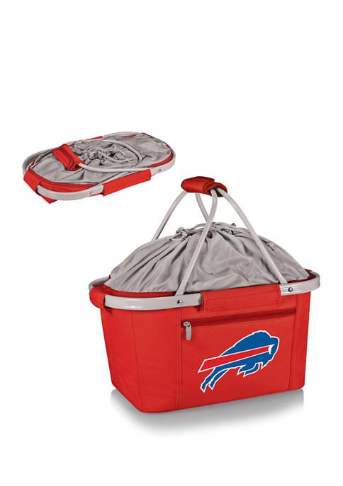 NFL Buffalo Bills Metro Basket Collapsible Cooler Tote