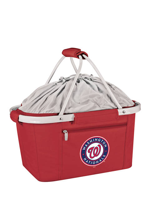 MLB Washington Nationals Metro Basket Collapsible Cooler Tote