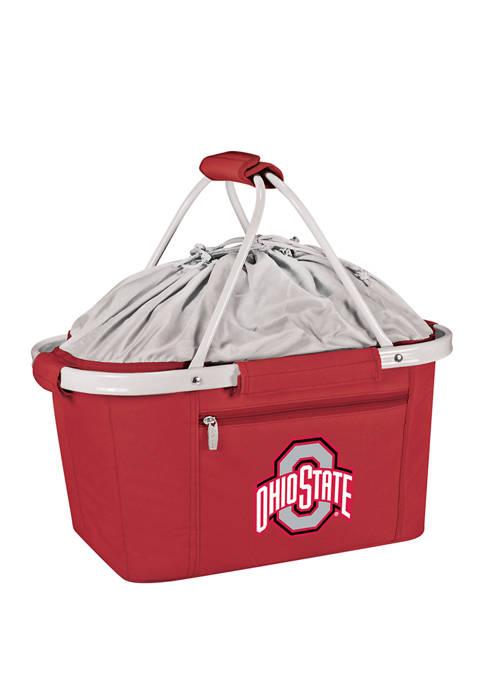 Picnic Time NCAA Ohio State Buckeyes Metro Basket
