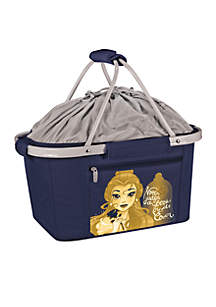 Beauty & the Beast - 'Metro Basket' Collapsible Cooler Tote