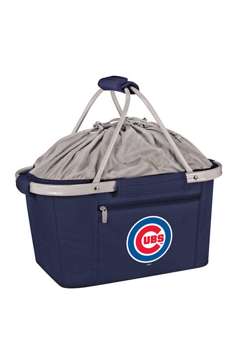 ONIVA MLB Chicago Cubs Metro Basket Collapsible Cooler