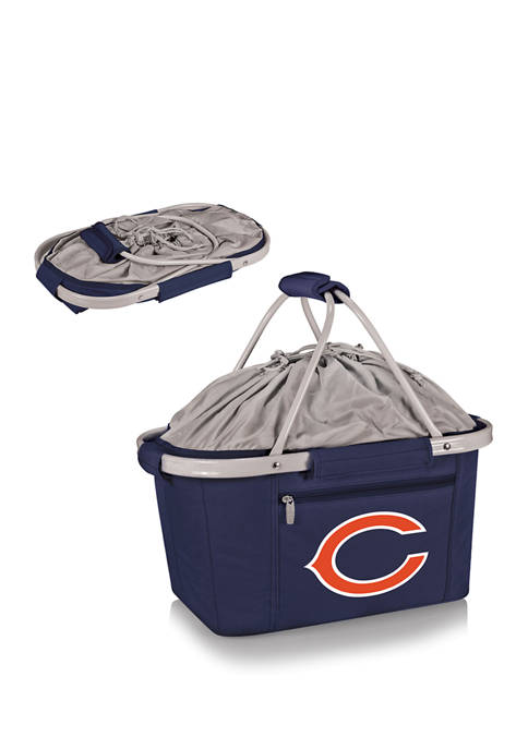 ONIVA NFL Chicago Bears Metro Basket Collapsible Cooler