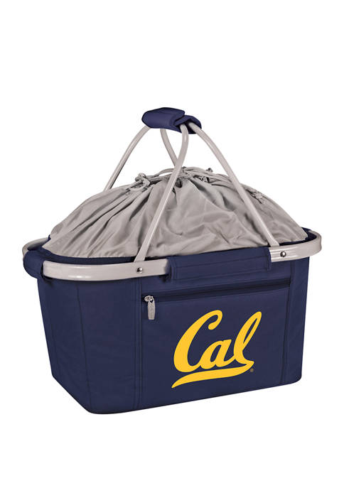 NCAA Cal Bears Metro Basket Collapsible Cooler Tote