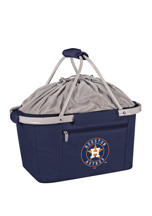 ONIVA MLB Houston Astros Metro Basket Collapsible Cooler