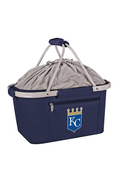 MLB Kansas City Royals Metro Basket Collapsible Cooler Tote