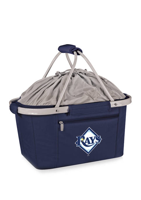 ONIVA MLB Tampa Bay Rays Metro Basket Collapsible