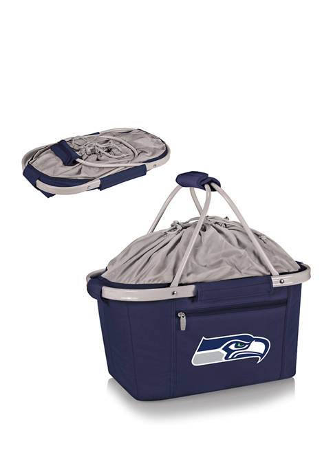 NFL Seattle Seahawks Metro Basket Collapsible Cooler Tote