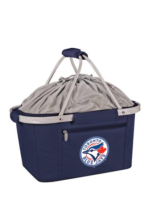 ONIVA MLB Toronto Blue Jays Metro Basket Collapsible