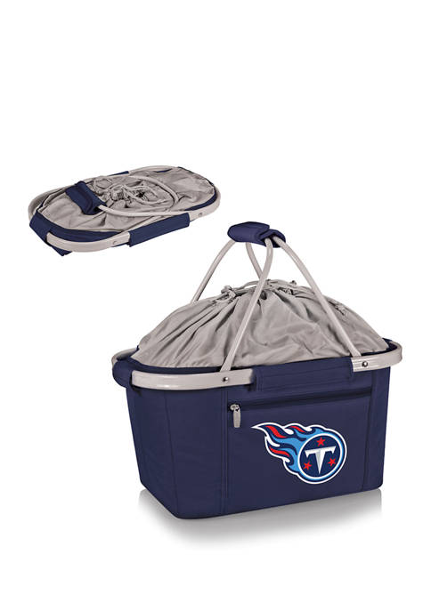 NFL Tennessee Titans Metro Basket Collapsible Cooler Tote