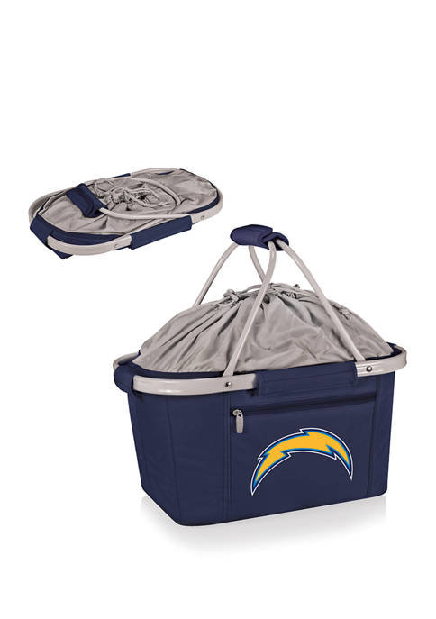ONIVA NFL Los Angeles Chargers Metro Basket Collapsible
