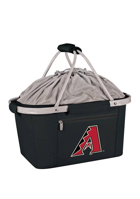 MLB Arizona Diamondbacks Metro Basket Collapsible Cooler Tote