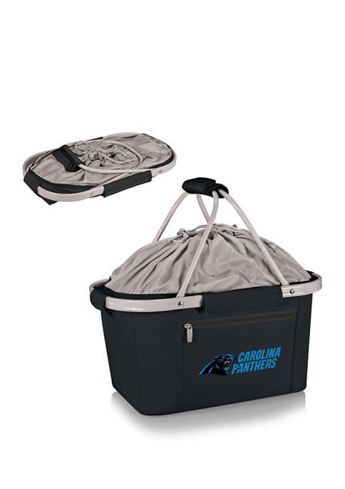 NFL Carolina Panthers Metro Basket Collapsible Cooler Tote