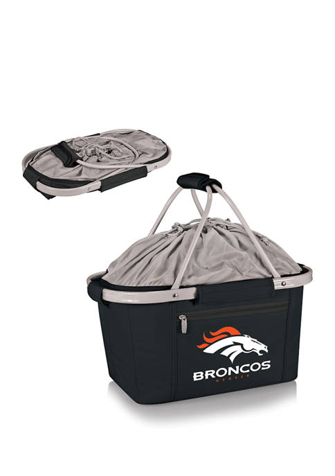 NFL Denver Broncos Metro Basket Collapsible Cooler Tote