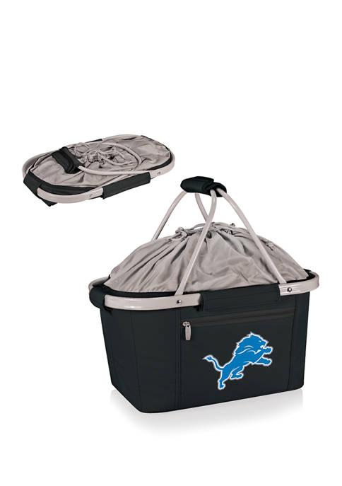 NFL Detroit Lions Metro Basket Collapsible Cooler Tote