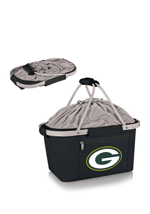 NFL Green Bay Packers Metro Basket Collapsible Cooler Tote