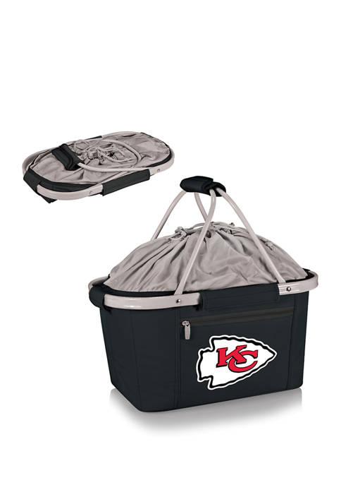 NFL Kansas City Chiefs Metro Basket Collapsible Cooler Tote
