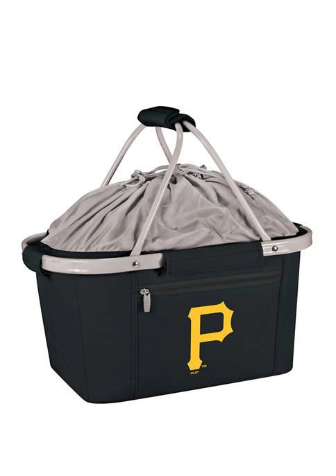 MLB Pittsburgh Pirates Metro Basket Collapsible Cooler Tote