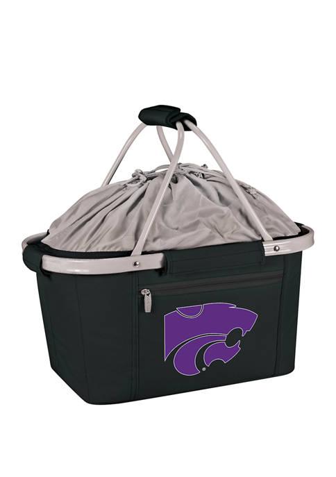 NCAA Kansas State Wildcats Metro Basket Collapsible Cooler Tote