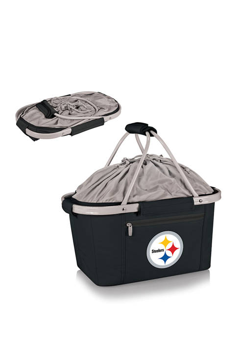 NFL Pittsburgh Steelers Metro Basket Collapsible Cooler Tote