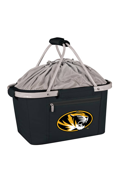 NFL Mizzou Tigers Metro Basket Collapsible Cooler Tote